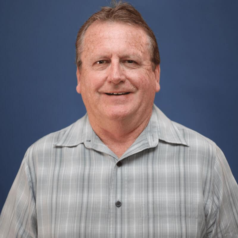 Headshot of Bob Potter, Vice President of NDT/New Business Development