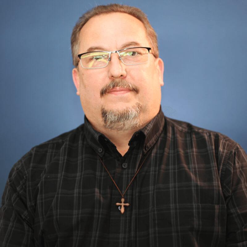 Headshot of Jim Cummings, Vice President of QA/Director of ITAR and NADCAP Compliance