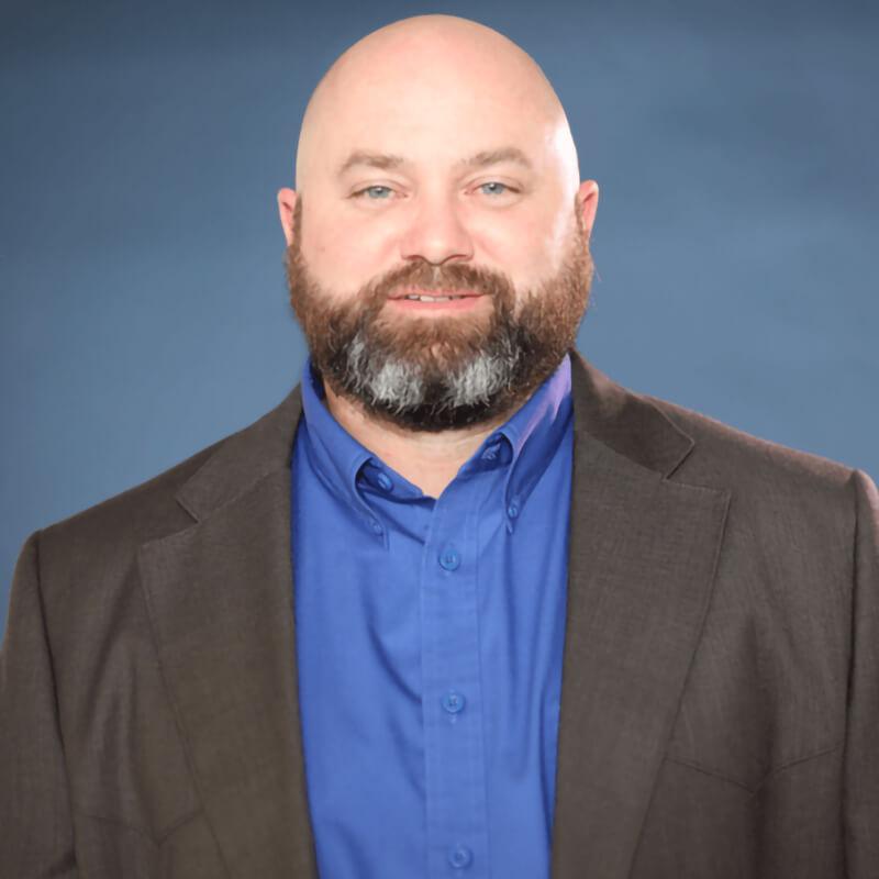 Headshot of Richard Smith, Vice President of Operations
